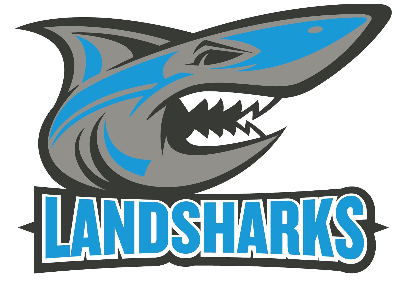 Landsharks Logo